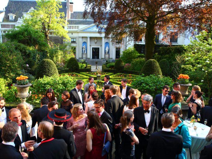 Bruiloft in Museum van Loon